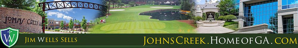 John Creek - Home of Johns Creek Header