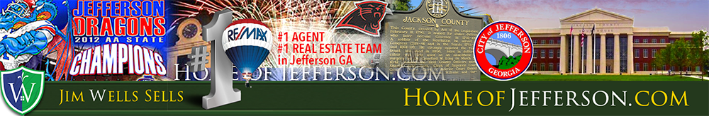 JEFFERSON - Home of Jefferson header
