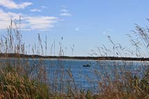 Crabbing on Netarts Bay