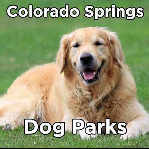Colorado Springs Dog Parks