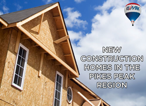 new construction homes in the pikes peak region