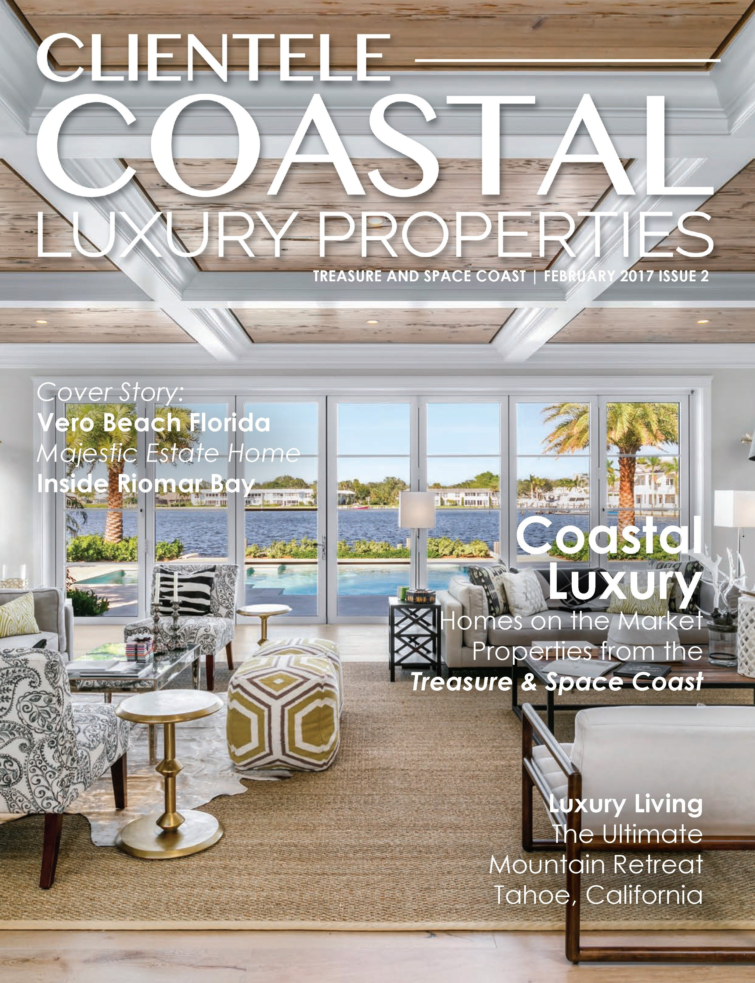 Coastal Luxury Properties Magazine, Issue 2