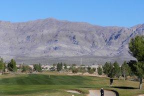 Sun City Aliante Golf View