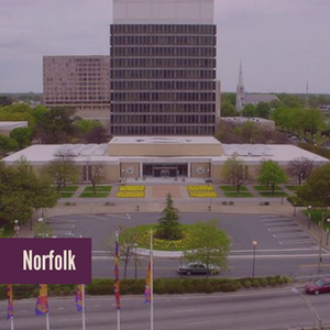 City of Norfolk Seal