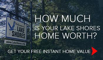 Lake Shores Home Worth
