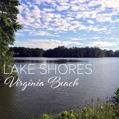 Lake Shores Homes for Sale Virginia Beach