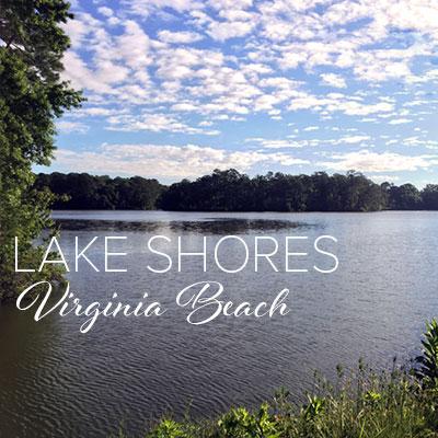 Lake Shores Homes for Sale Virginia Beach