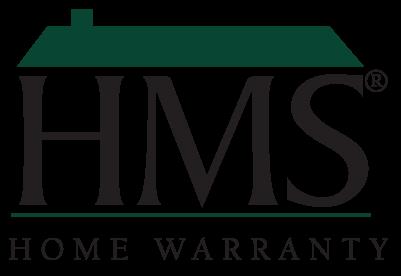 HMS warranty logo