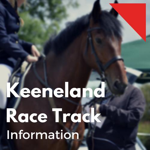 Dicksie Ward Realtor - Keeneland Race Track