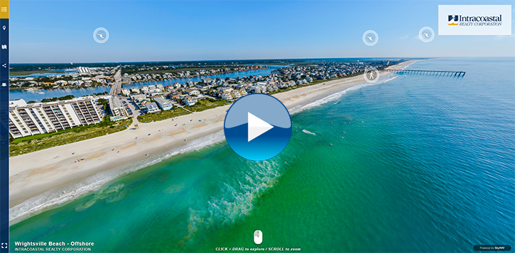Click The Image Below To View Wrightsville Beach In 360