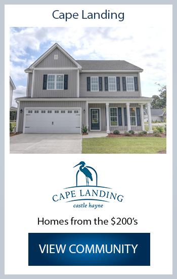 New Homes Communities In Wilmington Nc