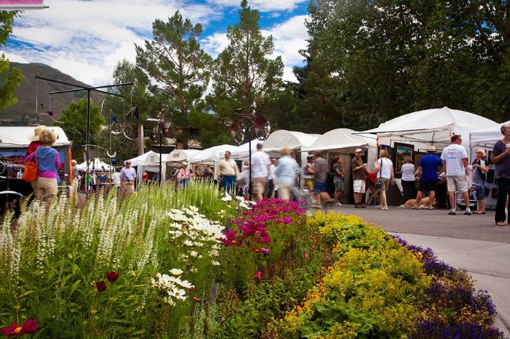 aspen saturday market