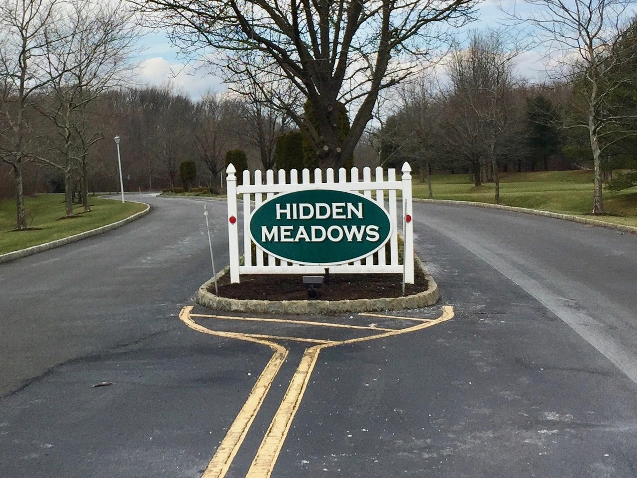 Hidden Meadows Townhouses Ocean Twp NJ.