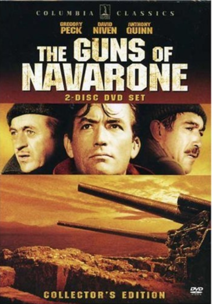 Guns of Navarone Poster 2