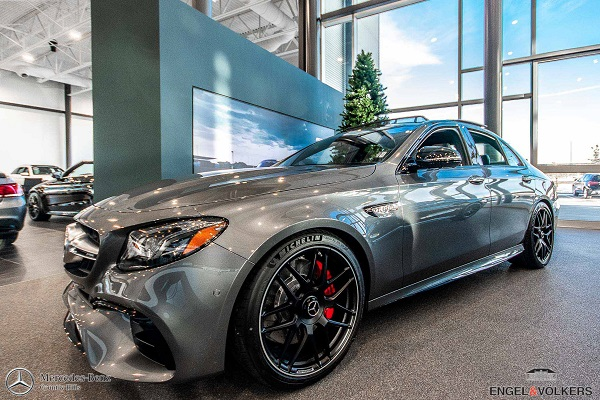 Engel & V?lkers Calgary Mercedes-Benz Country Hills