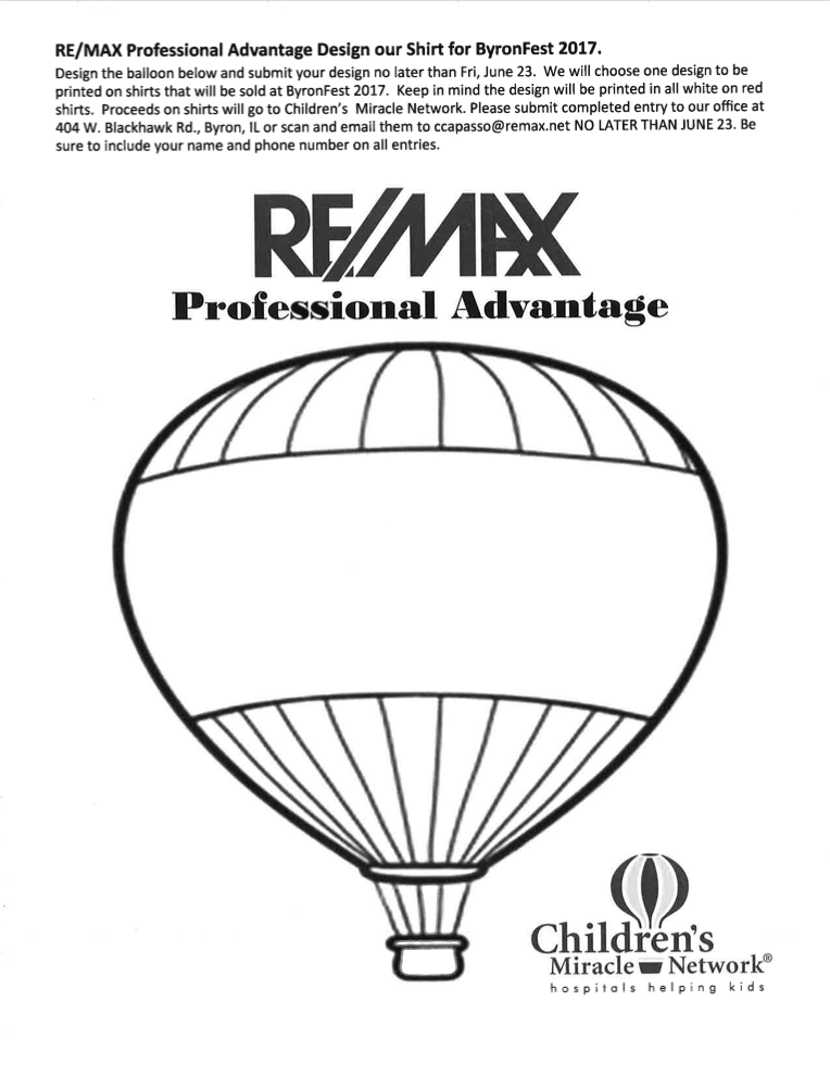 Remax T-Shirt Contest