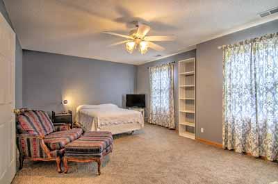Havencroft Huge Second  Bedroom