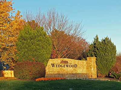 Wedgewood neighborhoods in Shawnee, KS