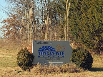 Growing Tonganoxie, Kansas
