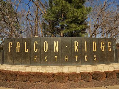 Homes for Sale in Falcon Ridge Estates in Lenexa