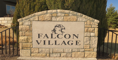 homes for sale in Falcon Village in Lenexa