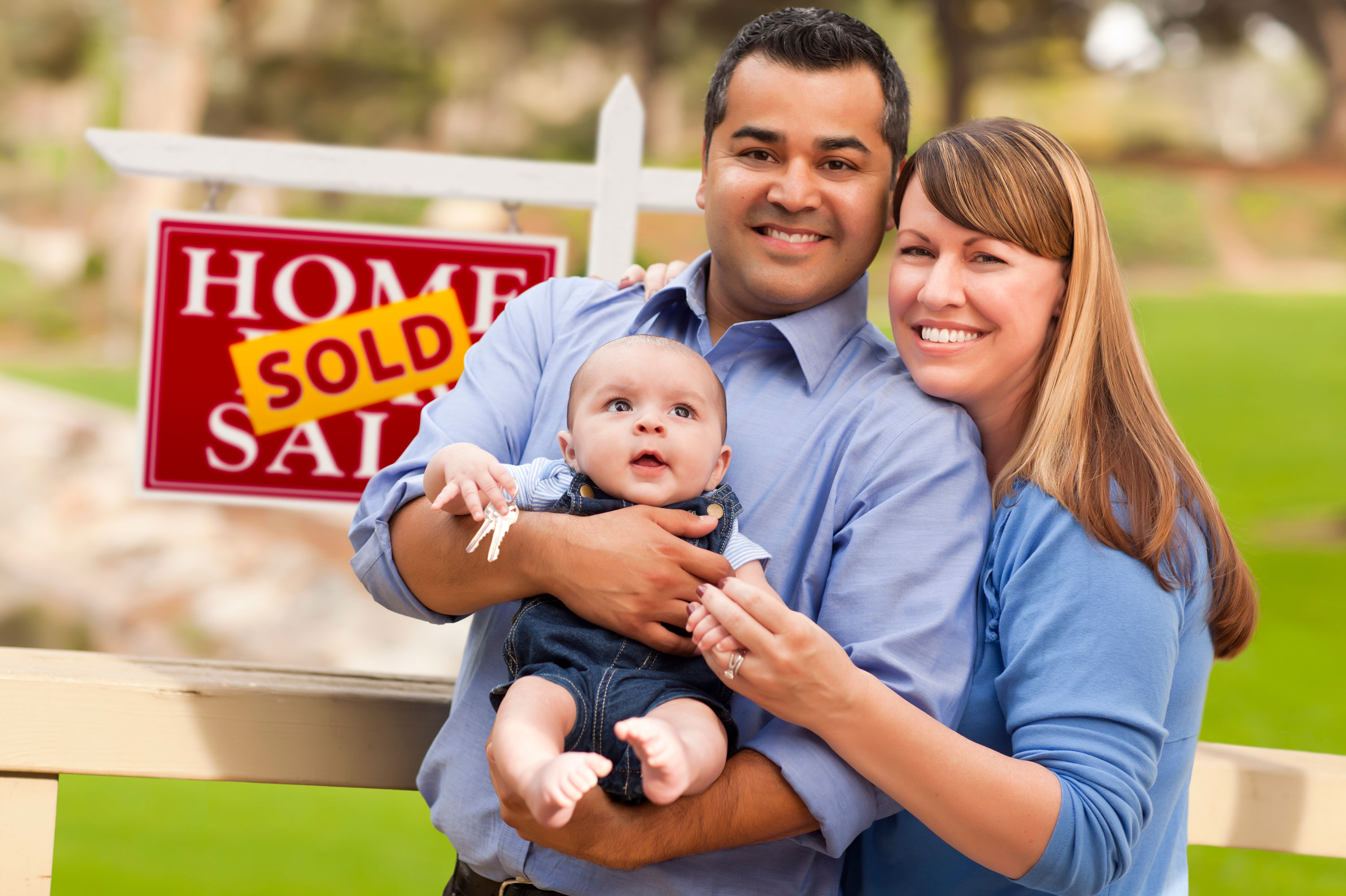 A Happy Johnson County, KS Family WINNING at real estate