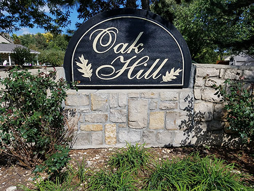 Oak Hill Neighborhood in Lenexa, Kansas