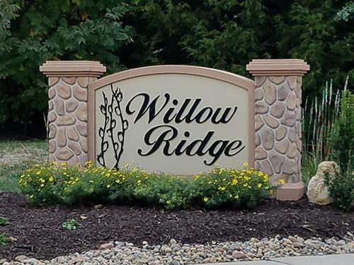 Willow Ridge in Shawnee, Kansas -- single-family homes for sale