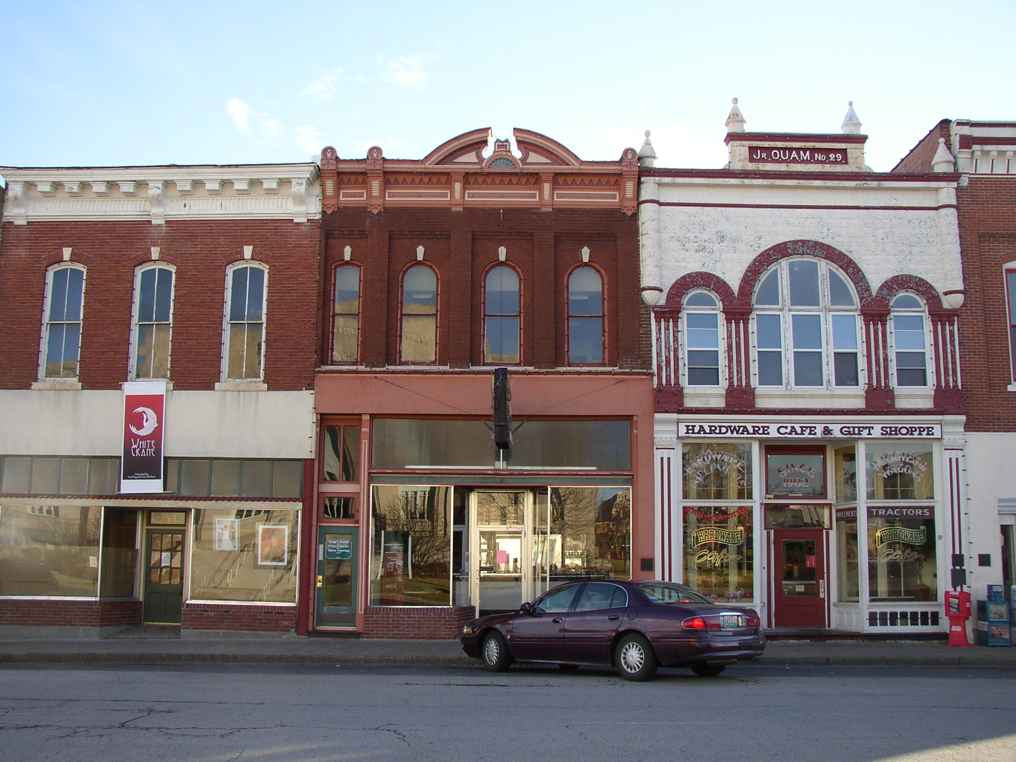 Downtown Liberty