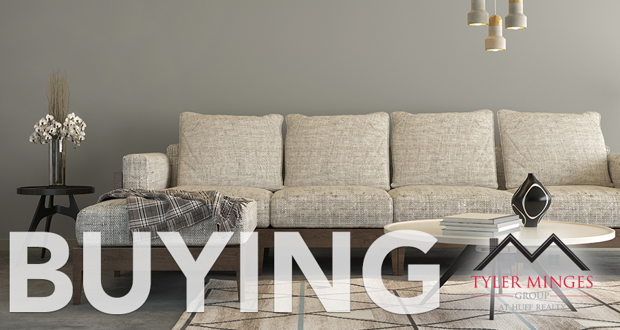 Tyler Minges Home Buying Huff Realty