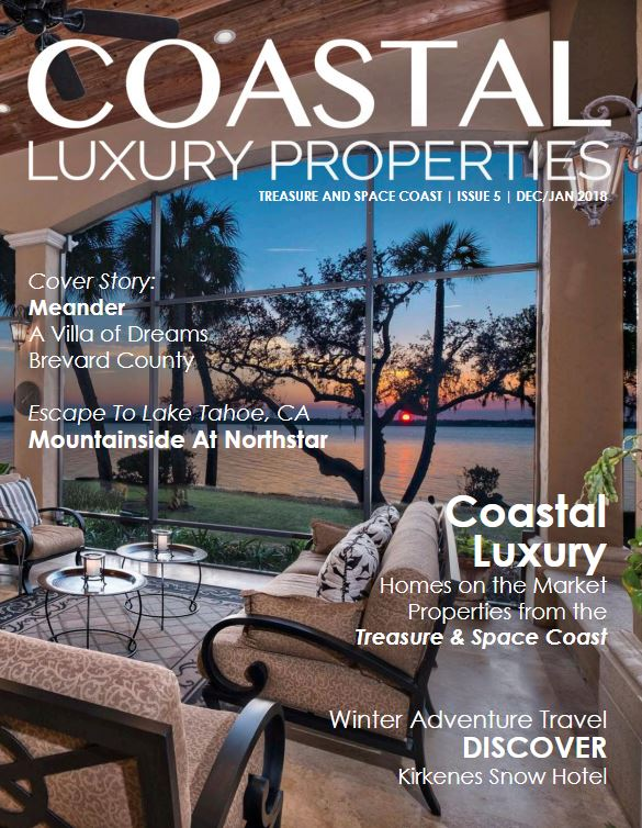 Coastal Luxury Properties Magazine, Issue 5