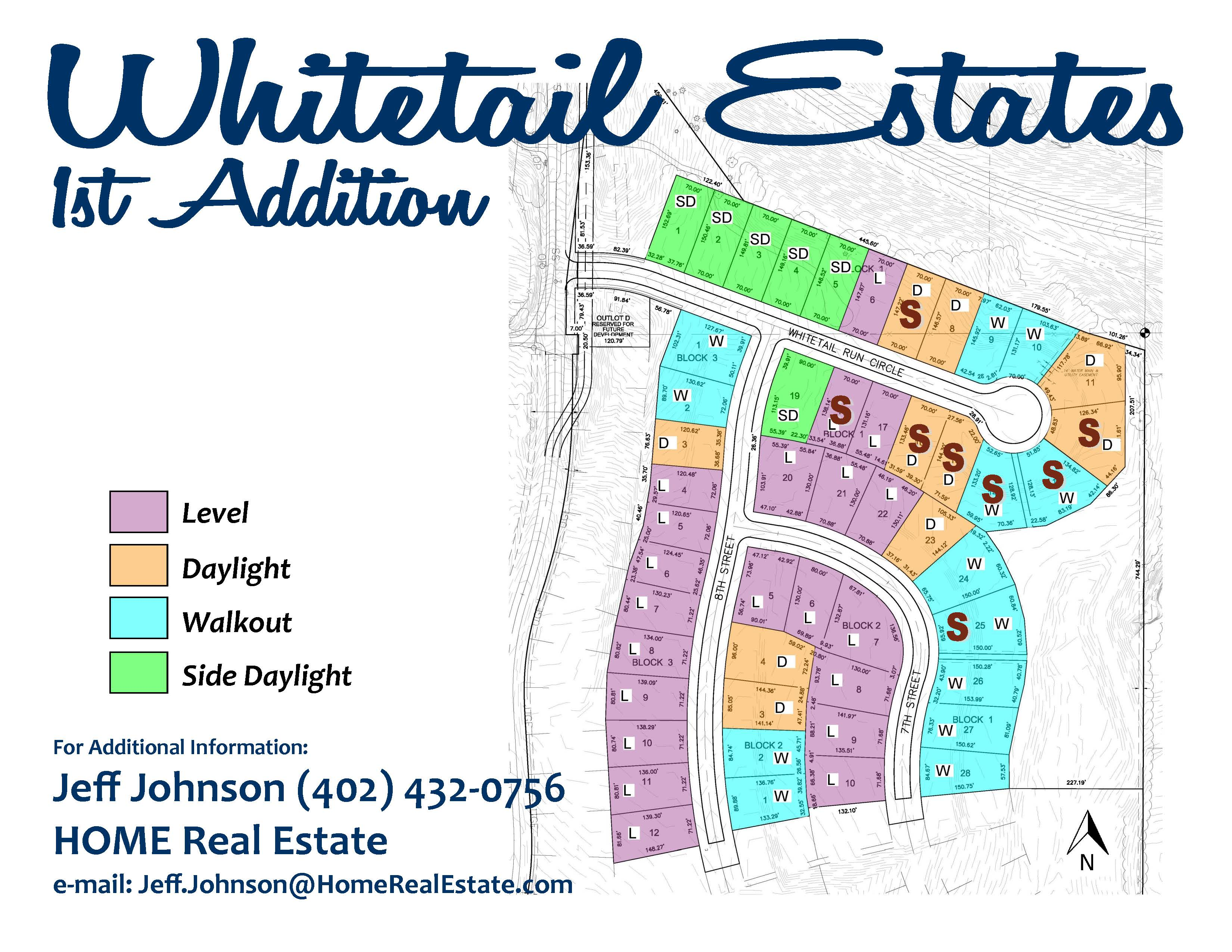 Available Lot Map