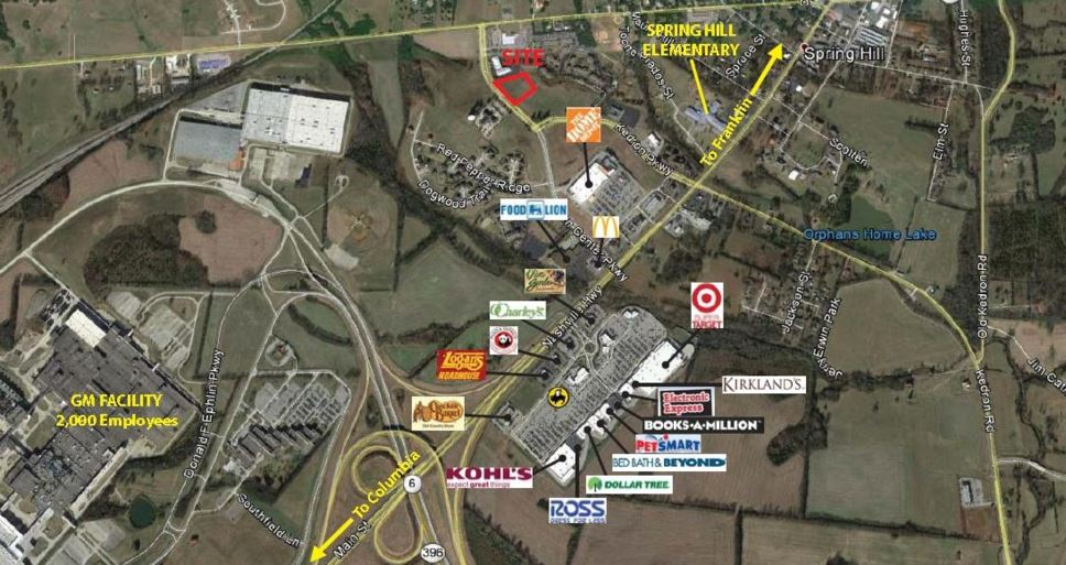 216 Town Center Pkwy, Spring Hill, TN 37174