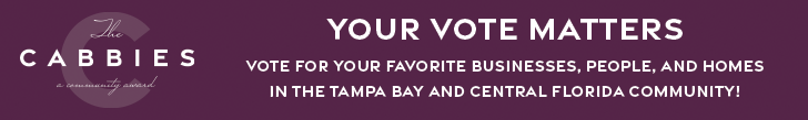 The Cabbies - Your vote matters - Vote for your favorite businesses, people, and homes in the Tampla Bay and Central Florida community!