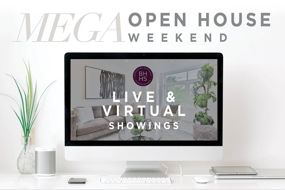 MEGA Open House Event - June 27th & 28th