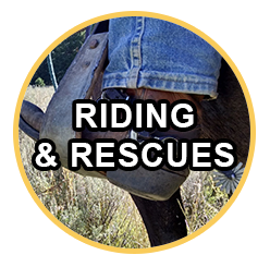 Riding and Rescue