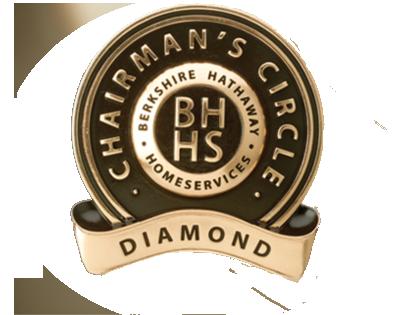 Chairman's Circle - Diamond - Gold and Black
