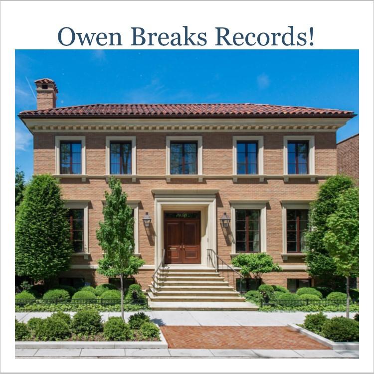 1950 n Burling- Owen breaks records