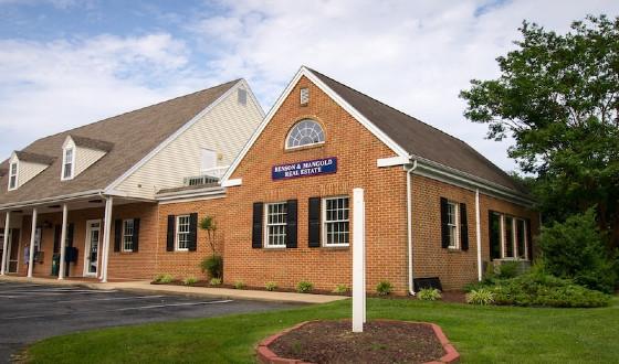 Benson and Mangold Cambridge Office