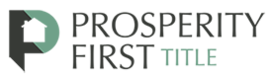 Prosperity First Title logo