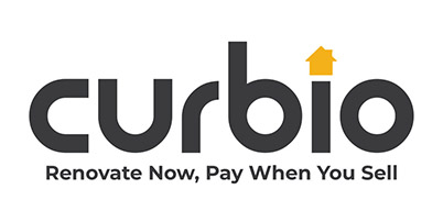 curbio Renovate Now, Pay When You Sell logo