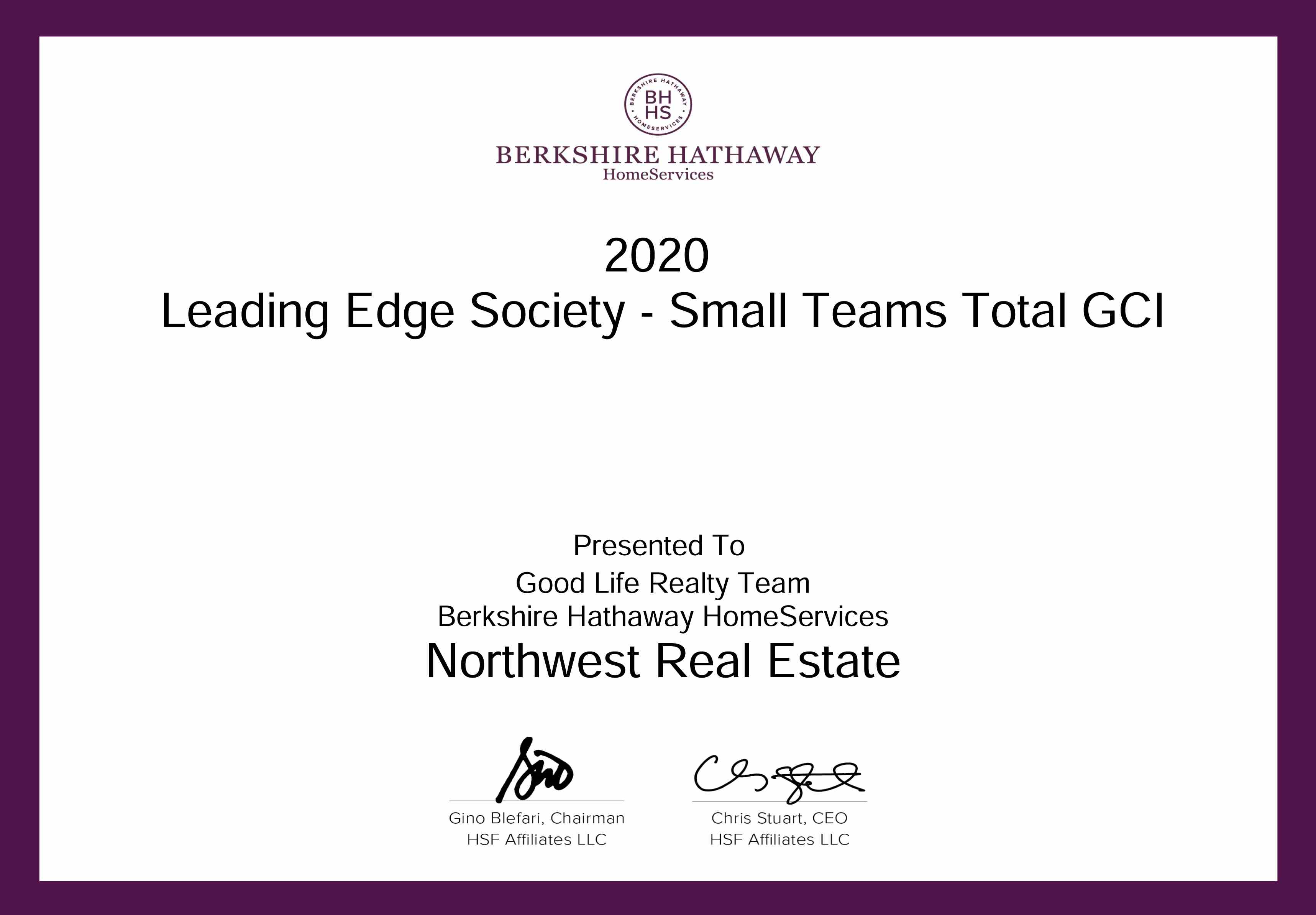 2020_Leading Edge Society - Small Teams Total GCI - 2020 Annual_Brenda Hawkins.jpg