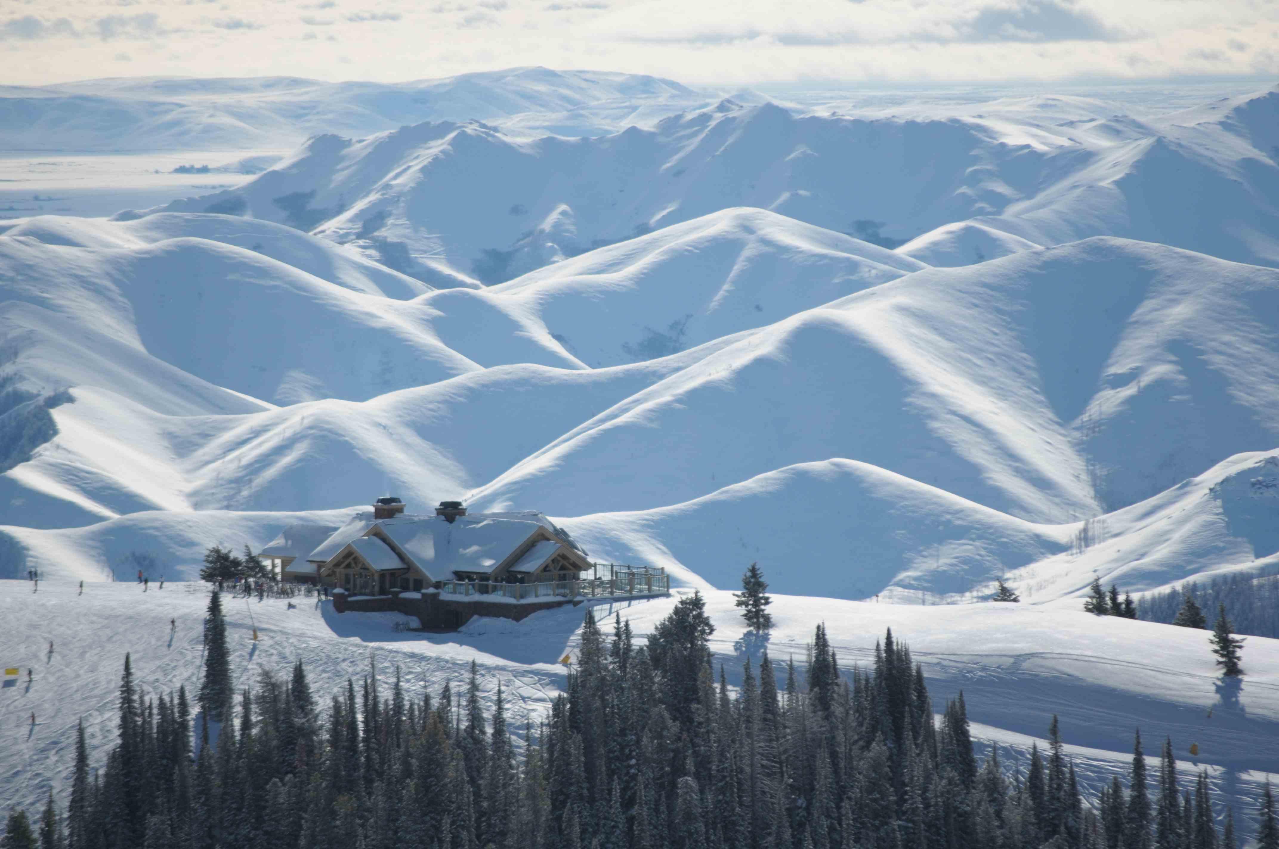 Seattle Ridge Lodge Baldy Sun Valley