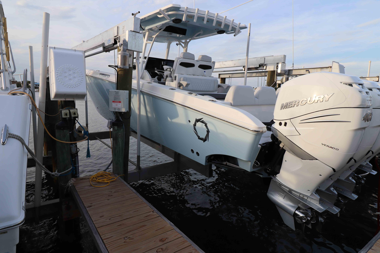 River Run of Perdido Key Boat Facilities Orange Beach AL