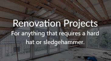 PINNACLE Renovation Projects