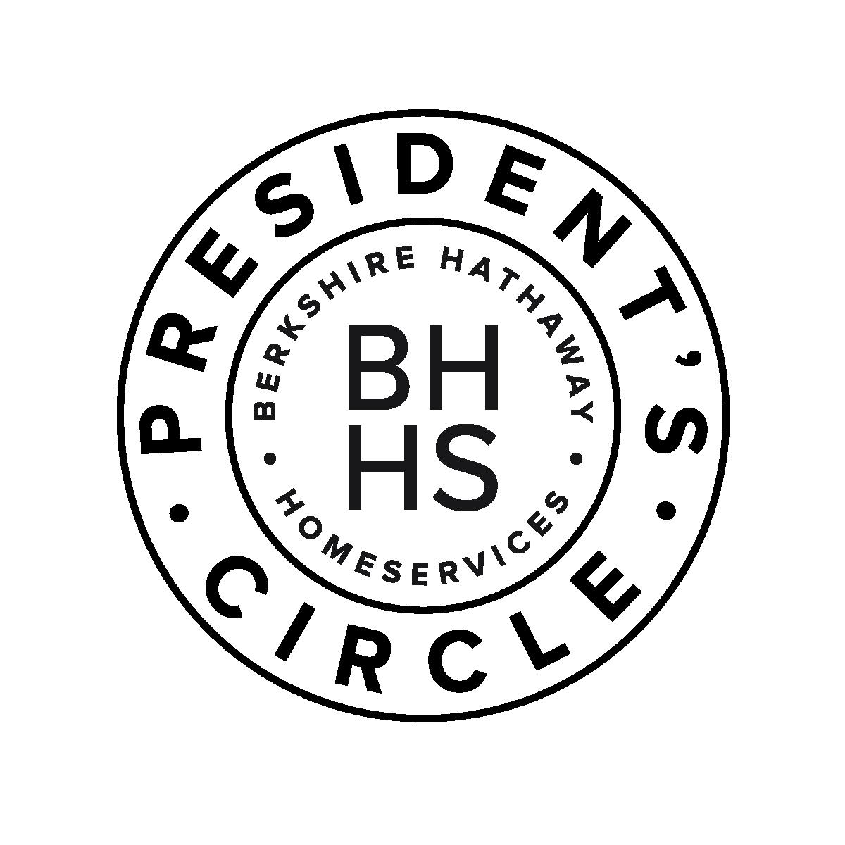 Black_Logo_President's Circle Award