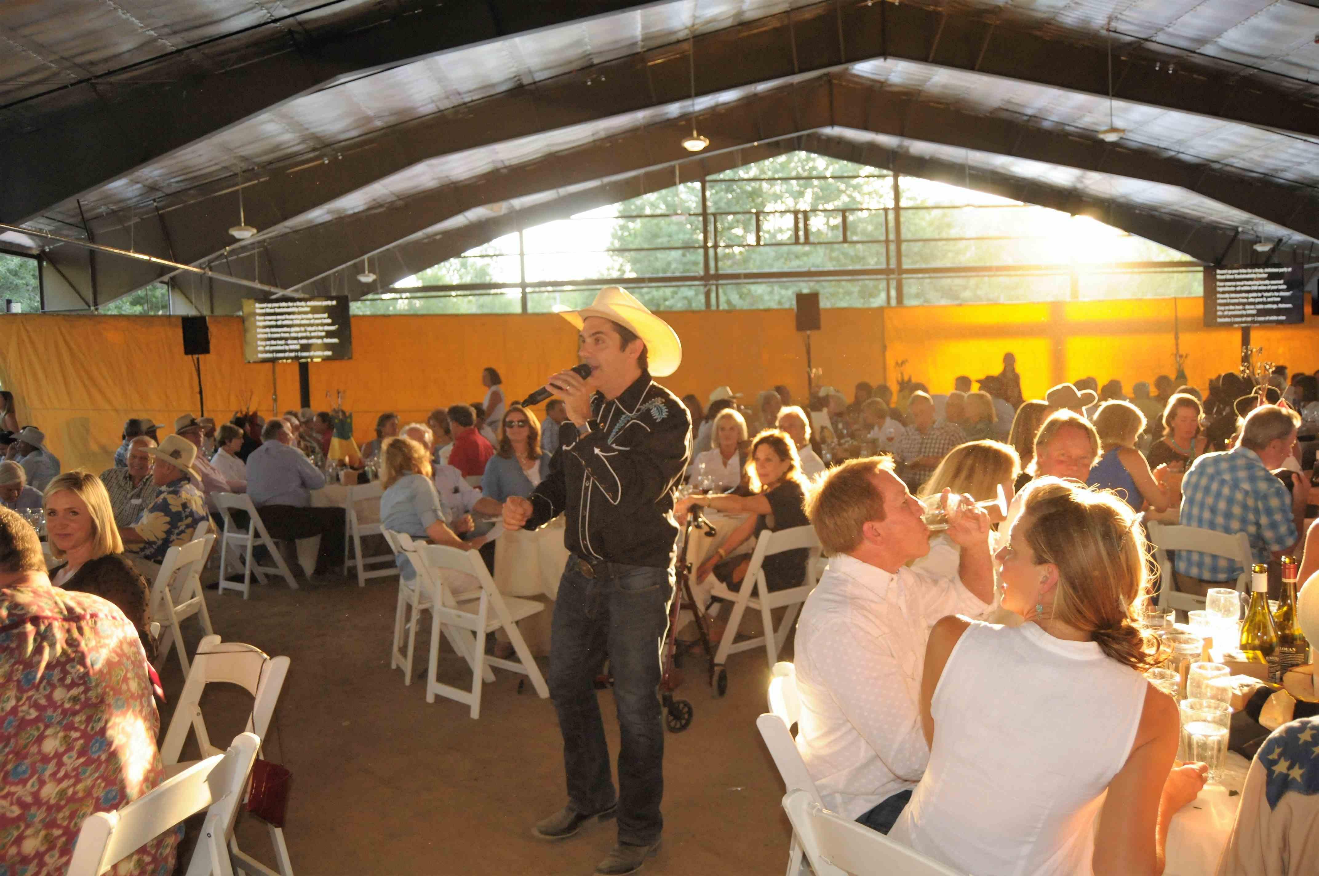 Swiftsure Ball Auction Sun Valley Idaho