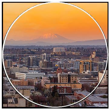 The Pearl District Portland Oregon