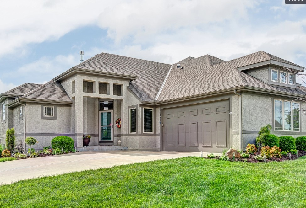 This is a beautiful Olathe villa for sale.