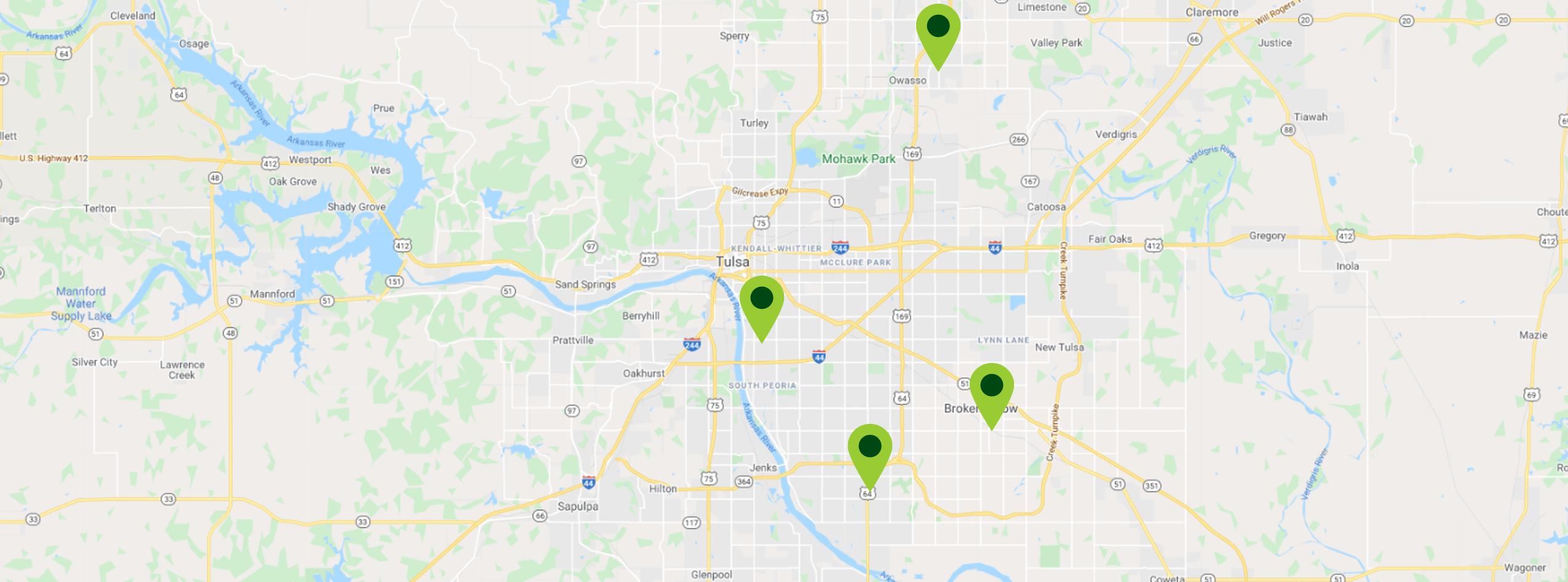 Tulsa Metro Communities Map.png